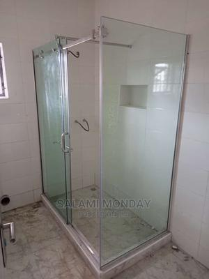 Sliding Toilet Shower Cubicle With 10MM Glass   Plumbing & Water Supply for sale in Abuja (FCT) State, Jabi