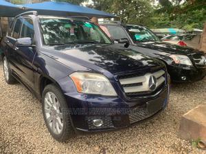 Mercedes-Benz GLK-Class 2010 Blue   Cars for sale in Abuja (FCT) State, Garki 2