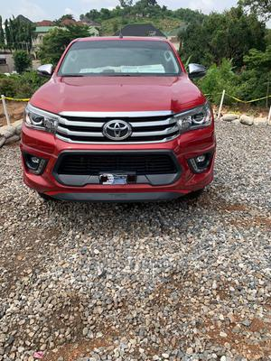 New Toyota Hilux 2018 SR5 4x4 Red | Cars for sale in Abuja (FCT) State, Gwarinpa