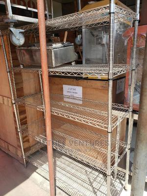 Standard 4ft Wire Rack | Restaurant & Catering Equipment for sale in Lagos State, Ojo