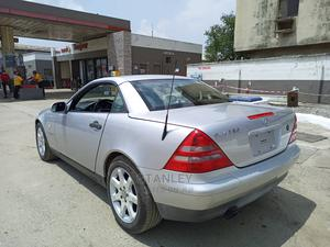 Mercedes-Benz CLK 1998 Silver   Cars for sale in Lagos State, Yaba