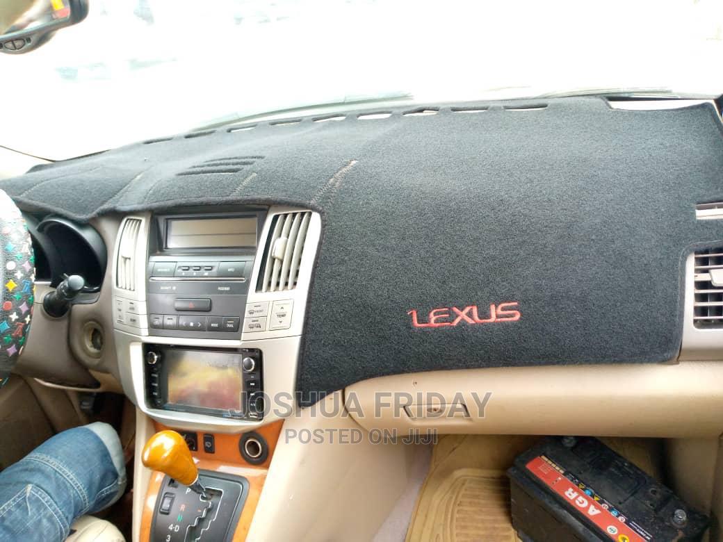 Archive: Lexus RX 2006 Black