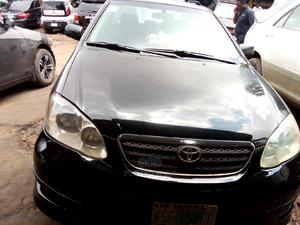 Toyota Corolla 2006 Black   Cars for sale in Lagos State, Ikeja