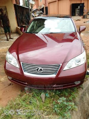 Lexus ES 2008 350 Red | Cars for sale in Anambra State, Nnewi