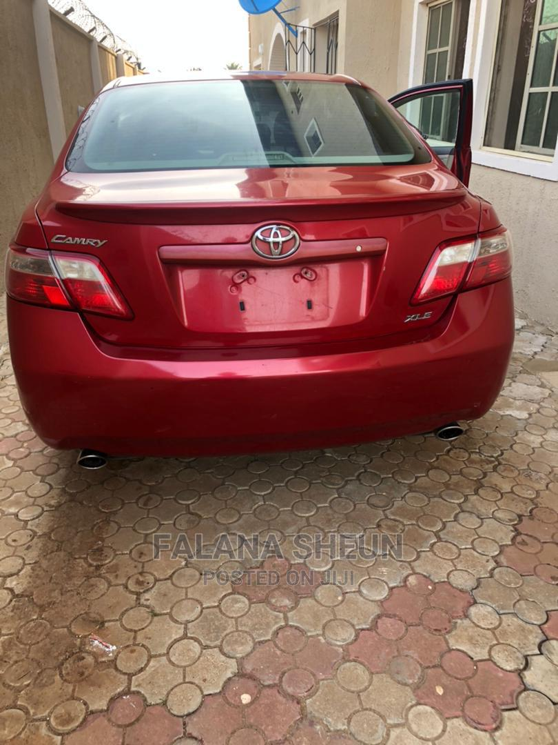 Toyota Camry 2009 Red | Cars for sale in Ado Ekiti, Ekiti State, Nigeria