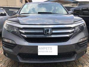 Honda Pilot 2016 Gray   Cars for sale in Lagos State, Ikeja