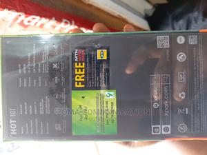 New Infinix Hot 10T 64 GB Black   Mobile Phones for sale in Lagos State, Ikeja