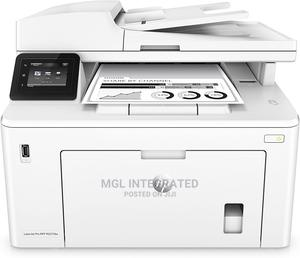 HP Laserjet Pro M227fdw All-In-One Wireless Laser Printer, W   Printers & Scanners for sale in Lagos State, Ikeja