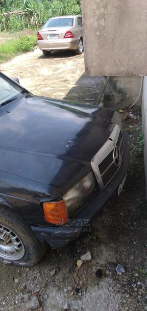 Mercedes-Benz 190E 1997 Blue | Cars for sale in Rivers State, Port-Harcourt