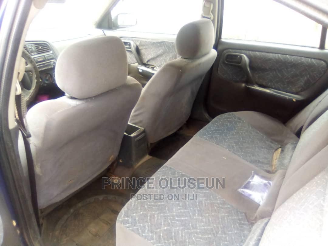 Archive: Nissan Primera 2001 Wagon Purple