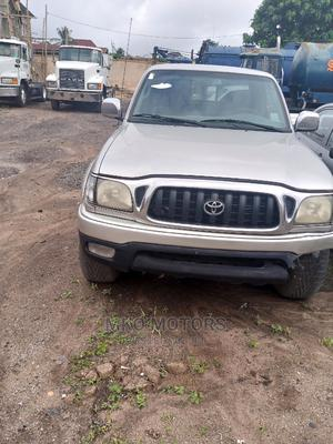 Toyota Tacoma 2001 Silver | Cars for sale in Oyo State, Akinyele