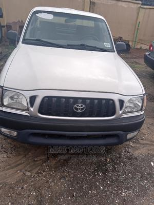 Toyota Tacoma 2003 White | Cars for sale in Oyo State, Akinyele