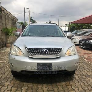 Lexus RX 2008 350 AWD Silver | Cars for sale in Lagos State, Magodo