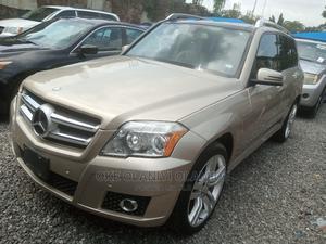 Mercedes-Benz GLK-Class 2011 Gold | Cars for sale in Abuja (FCT) State, Garki 2
