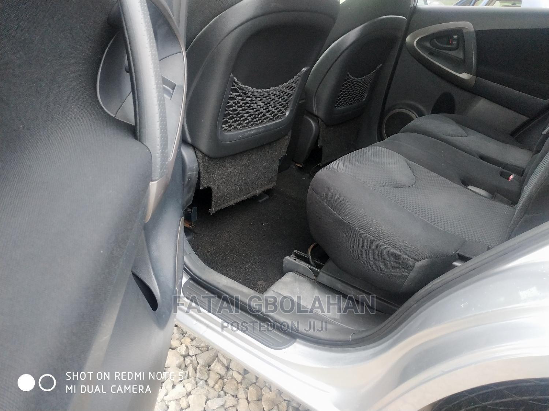 Archive: Toyota RAV4 2006 Silver