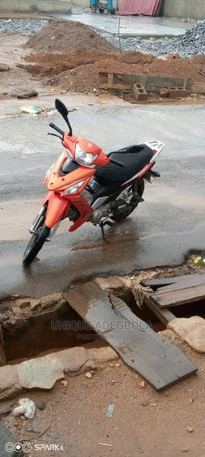Haojue HJ110-2C 2021 Orange   Motorcycles & Scooters for sale in Oyo State, Ibadan