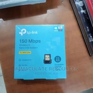 Tp-Link Wireless Usb Adapter | Networking Products for sale in Rivers State, Port-Harcourt