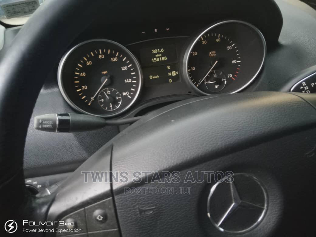 Archive: Mercedes-Benz M Class 2006 Black