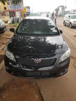 Toyota Corolla 2009 Black | Cars for sale in Oyo State, Ibadan