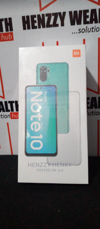 New Xiaomi Redmi Note 10 128 GB   Mobile Phones for sale in Benin City, Edo State, Nigeria