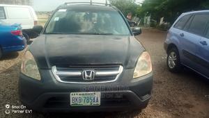 Honda CR-V 2002 Black | Cars for sale in Abuja (FCT) State, Gudu