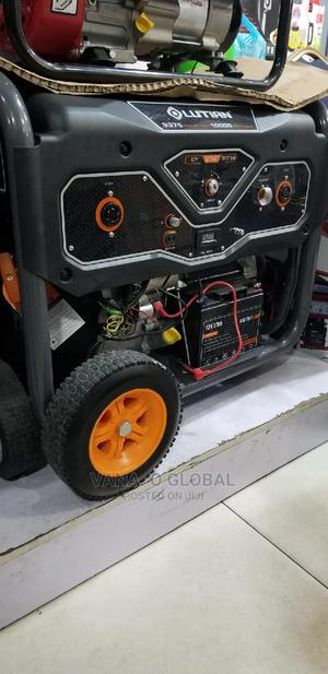 Lutian 10kva Petrol Generator | Electrical Equipment for sale in Rivers State, Port-Harcourt