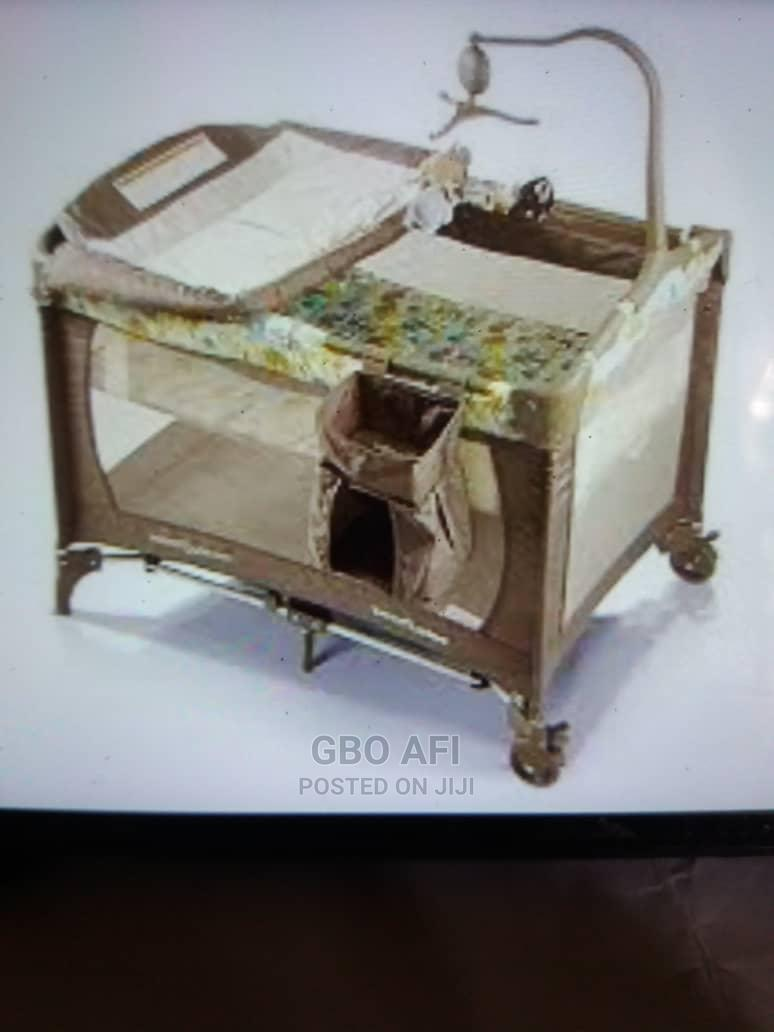 Archive: Graco Baby Playpen / Cot