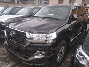 New Toyota Land Cruiser 2020 5.7 V8 VXR Black | Cars for sale in Lagos State, Surulere