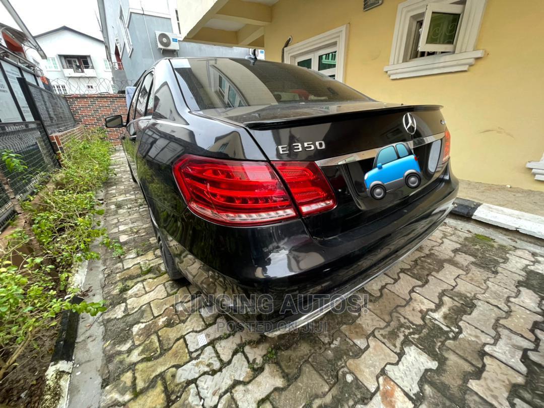 Archive: Mercedes-Benz E350 2010 Black