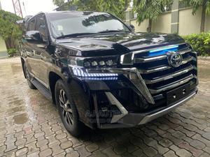 Toyota Land Cruiser 2014 4.0 V6 GX Black | Cars for sale in Lagos State, Lekki