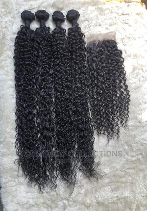 30 Inches Water Curls Hair   Hair Beauty for sale in Lagos State, Ibeju