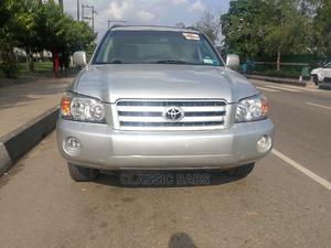 Toyota Highlander 2006 V6 Silver   Cars for sale in Lagos State, Ikeja