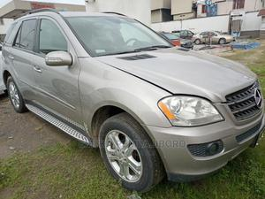 Mercedes-Benz M Class 2010 ML 350 4Matic Silver | Cars for sale in Lagos State, Ojo