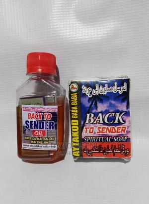 Very Effective Back to Sender Oil and Soap(Spiritual) | Bath & Body for sale in Lagos State, Ikeja