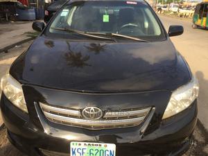 Toyota Corolla 2012 Black   Cars for sale in Lagos State, Amuwo-Odofin