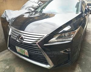 Lexus RX 2017 350 AWD Black | Cars for sale in Lagos State, Yaba