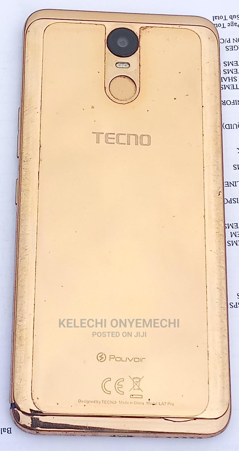 Archive: Tecno Pouvoir 2 Pro 16 GB Gold