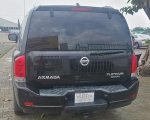 Nissan Armada 2010 Platinum Black | Cars for sale in Lagos State, Ajah