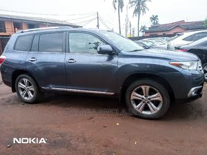 Toyota Highlander 2012 Limited Blue | Cars for sale in Lagos State, Isolo