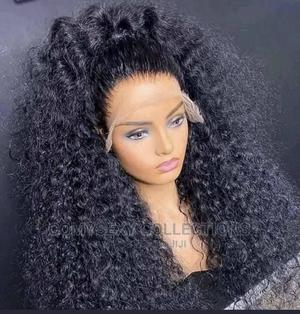 24 Inches Kinky Frontal | Hair Beauty for sale in Lagos State, Ojo
