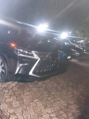 New Lexus LX 2020 570 AWD Black   Cars for sale in Abuja (FCT) State, Central Business District