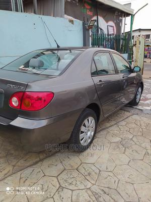 Toyota Corolla 2006 LE Gray   Cars for sale in Lagos State, Ikeja
