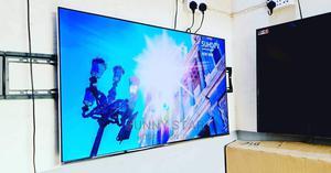 "55""Suhd Quantom Dot Uhd 4k Smart TV   TV & DVD Equipment for sale in Lagos State, Ojo"