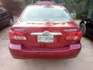 Toyota Corolla 2004 Red | Cars for sale in Akwa Ibom State, Uyo