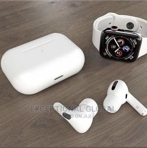 Smart Watch With Inpod Pro   Smart Watches & Trackers for sale in Lagos State, Ilupeju