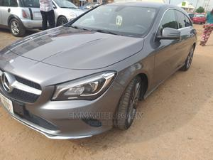 Mercedes-Benz CLA-Class 2016 Gray | Cars for sale in Abuja (FCT) State, Karu