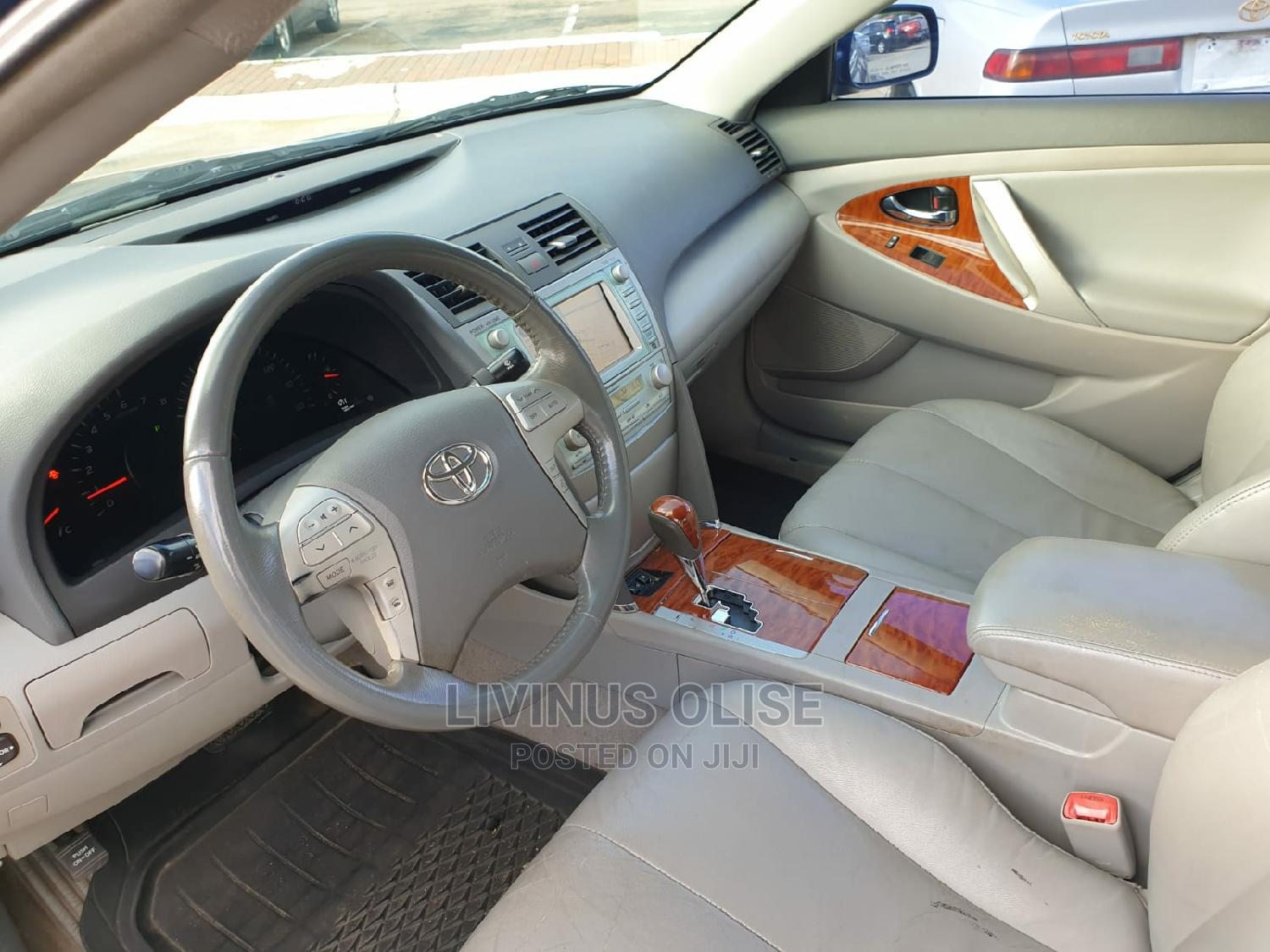 Toyota Camry 2009 Blue | Cars for sale in Ogba, Lagos State, Nigeria