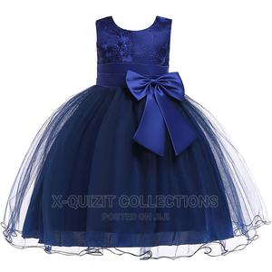 Royal Blue Dress | Children's Clothing for sale in Lagos State, Surulere