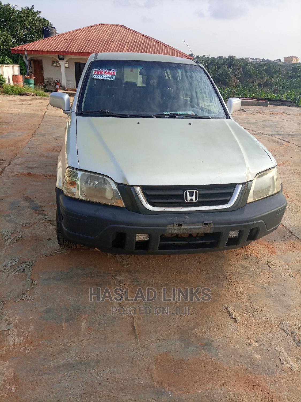 Archive: Honda CR-V 2000 2.0 Automatic Silver