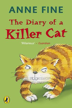 Anne Fine_the Diary of a Killer Cat   Books & Games for sale in Lagos State, Ajah